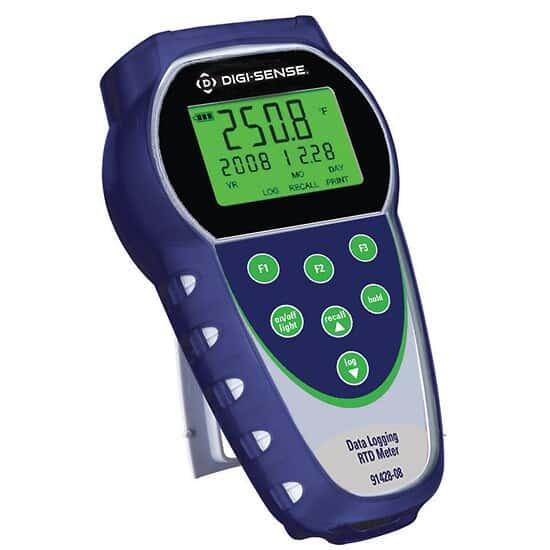 Digi-Sense Temp-360 Single-Input Data Logging RTD Thermometer