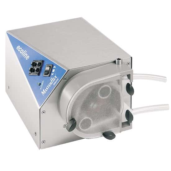 Ismatec ISM1078 Ecoline Peristaltic Pump, VC-280, 1 Channel, 1.7 to 5400 mL/min; 115 VAC