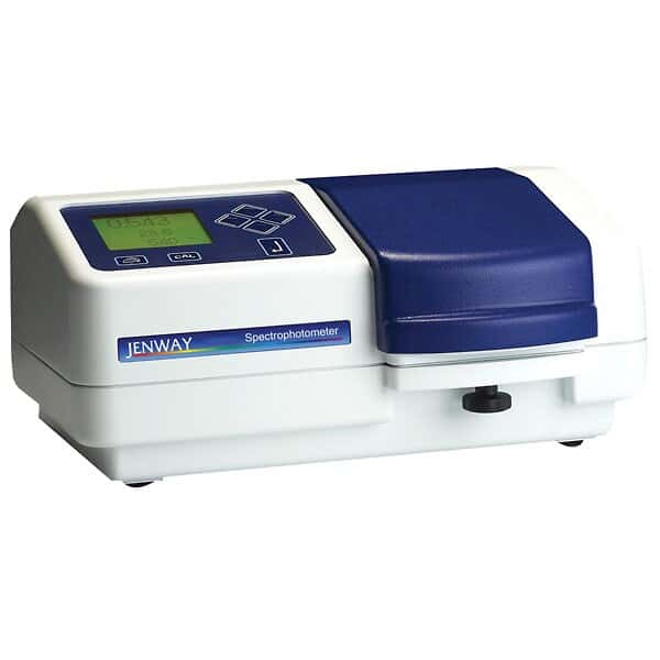 Jenway 632621 Visible Spectrophotometer; 115 VAC