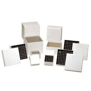 Argos Technologies® Fiberboard Cryogenic Storage Boxes And Dividers