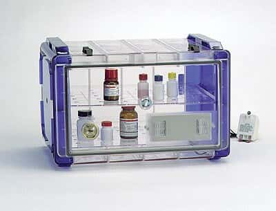 Secador Portable Desiccator Cabinets from Cole-Parmer