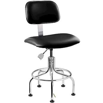 ESD Vinyl Cleanroom Chairs  sc 1 st  Cole-Parmer & ESD Vinyl Cleanroom Chairs from Cole-Parmer