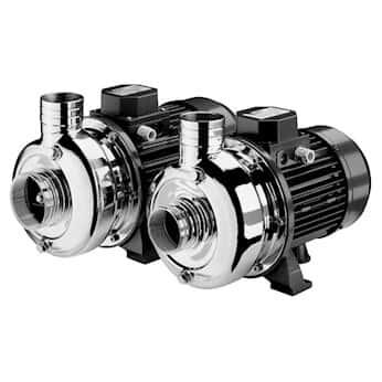 Cole-Parmer 304 SS Open Impeller Standard Centrifugal Pumps