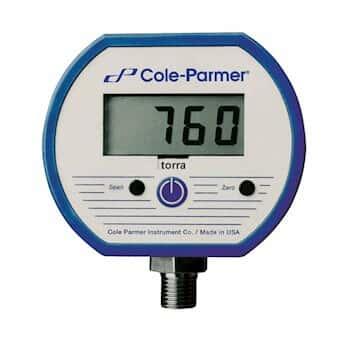 Cole Parmer 760 Torr Absolute Digital Vacuum Gauges