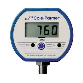 Cole Parmer 760 Torr Absolute Digital Vacuum Gauges From United Kingdom