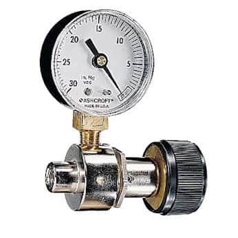 vacuum and pressure regulators from cole parmer