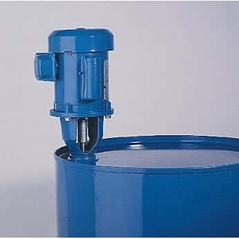 Drum and Barrel Heavy-Duty Electric Motor Mixers