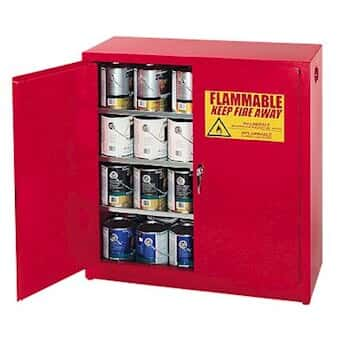 Eagle Flammable Paint And Ink Cabinets From Cole Parmer