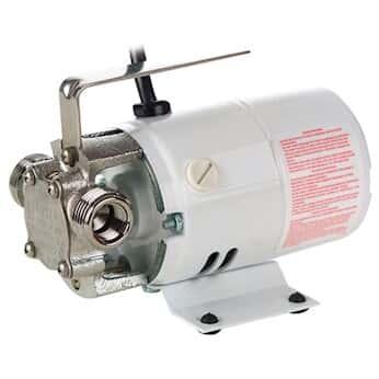 Flexible Impeller Self-Priming Metallic Pumps