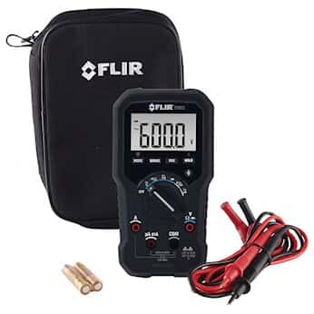 FLIR® TRMS Digital Multimeters