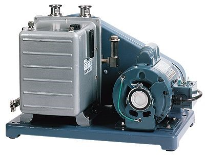 High Vacuum Pumps For Corrosive Gases