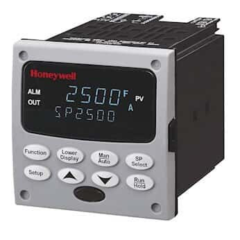 Honeywell UDC 2500-Series Temperature/Process Controllers