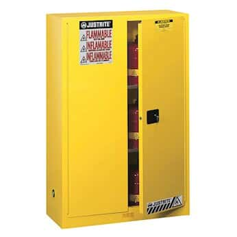 Justrite Flammable Storage Cabinets