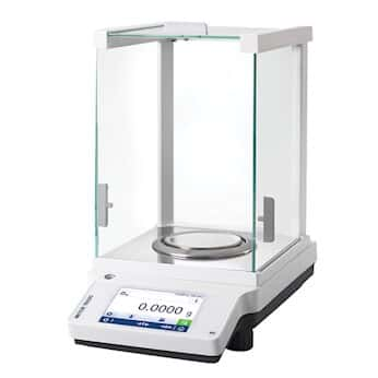mettler toledo newclic me-t analytical balances from cole-parmer on
