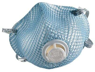 With Exhalation Valve Moldex Respirators N95