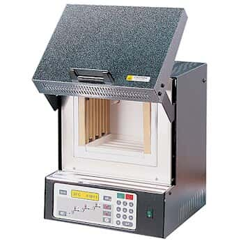 Neytech Vulcan Benchtop Muffle Furnaces From Cole Parmer