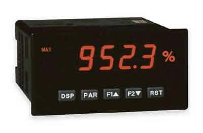 Red Lion Controls Paxi0020 Counter Rate Meter 85 250vac Sunlight Readable Display Field Upgradeable Allied Electronics Automation