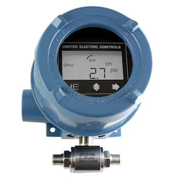 find united electric controls 2x3a00p14 explosion proof pressure