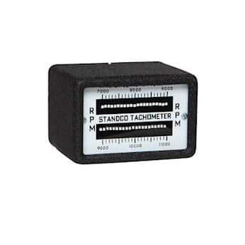 Vibrating Reed Tachometers