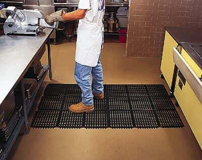 Wearwell Modular Worksafe Antifatigue Mats From Cole Parmer